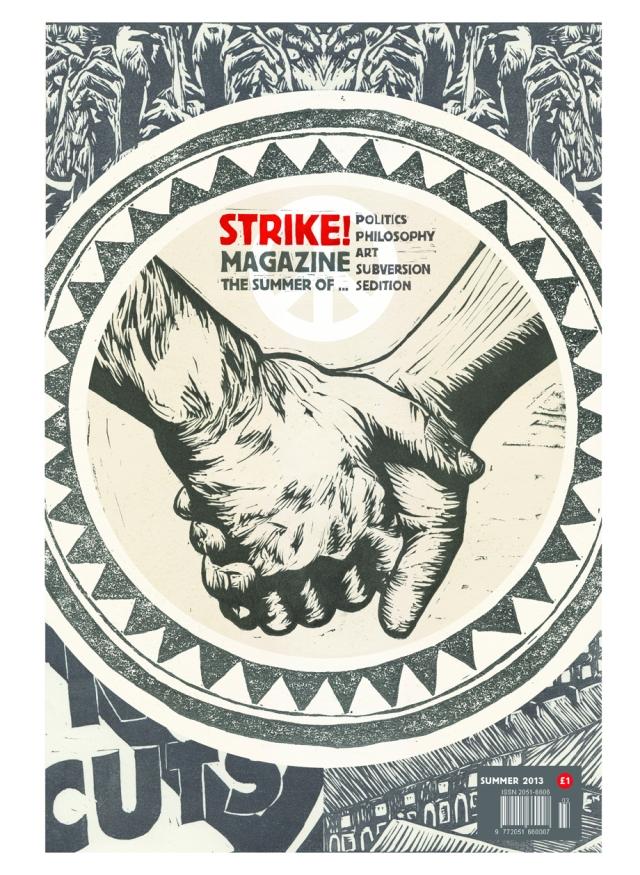 Strike 3 cover