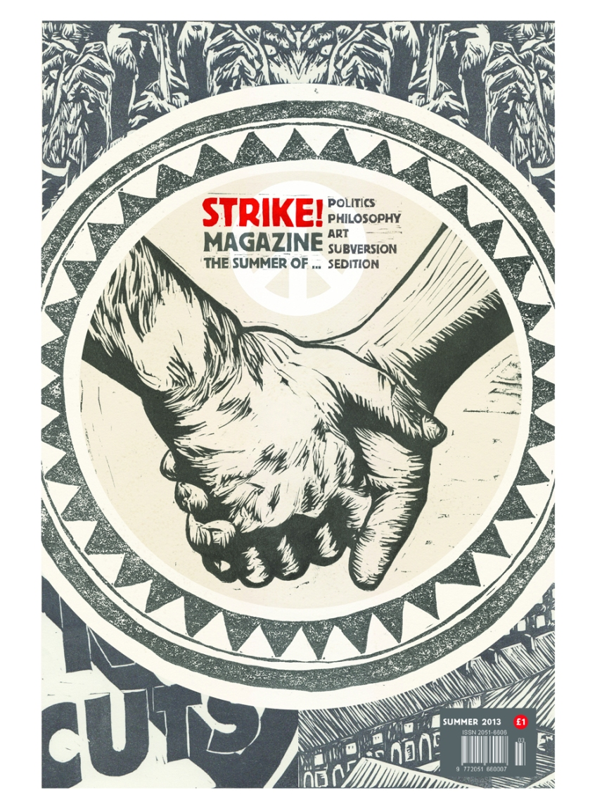 Strike 3 cover