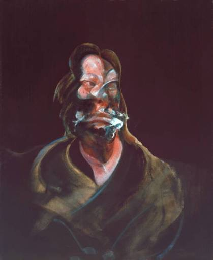 Francis Bacon, 'Portrait of Isabel Rawsthorne', 1966.