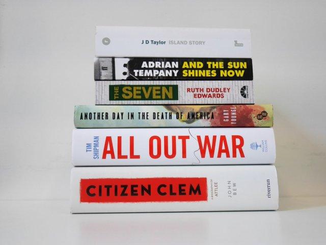 Orwell shortlist